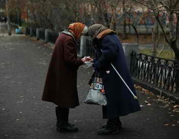 Министерство труда и социальной защиты сообщило об увеличении трудовых пенсий с 1 апреля. Фото: Harry Engels/Getty Images