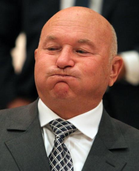13 сентября 2010 год. Юрий Лужков: биография в фотографиях. Фото: SAZONOV/AFP/Getty Images