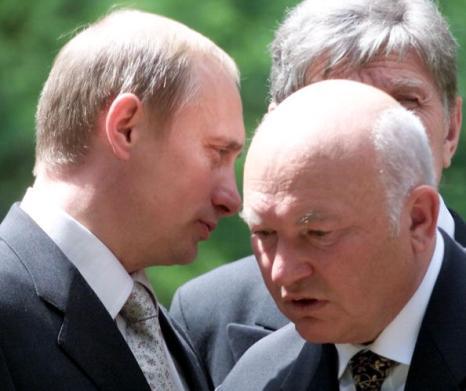 6 июня 2000 год. Юрий Лужков: биография в фотографиях. Фото: GABRIEL BOUYS/AFP/Getty Images