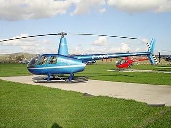 Двухместный вертолет «Robinson R-44». Фото с fasthelicopters.com