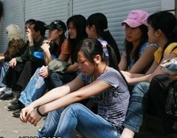 Более 500 нелегальных мигрантов из Вьетнама обнаружили в Малаховке. Фото с top.rbc.ru