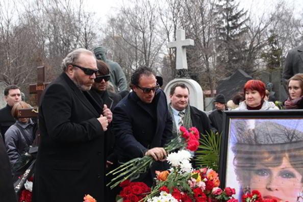 фото похороны гурченко