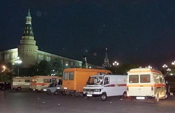 В Москве убит шоумен Рахман Махмудов. Фото: Getty Images