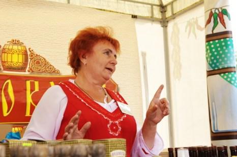 Всероссийский фестиваль меда прошел в Иркутске. Фото: Николай Ошкай/Великая Эпоха