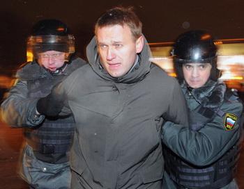 Алексей Навальный. Фото: ALEXANDER NEMENOV/AFP/Getty Images
