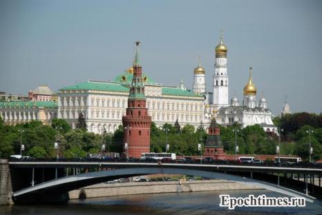 Москва. Фото: Великая Эпоха (The Epoch Times)