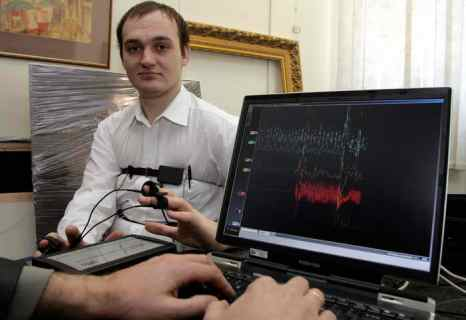 Руководство МВД будут проверять на «детекторе лжи». Фото: Dima Korotayev/Epsilon/Getty Images