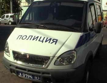 В Санкт-Петербурге совершено крупное ограбление. Фото: mvd.ru