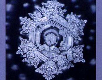Исследование кристаллов воды доказывает эффект добрых мыслей. Фото с сайта deviantart.com