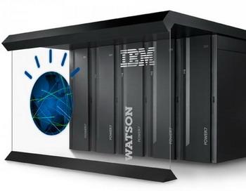 «Уотсон» от компании IBM - суперкомпьютер, участвующий в телешоу  Jeopardy  (IBM). Фото с сайта theepochtimes.com