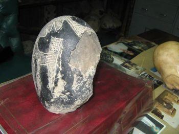 Гравированные камни Ика. Фото с сайта theepochtimes.com