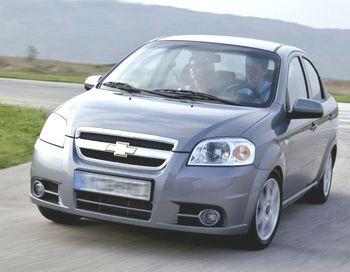 Chevrolet Aveo -  будет главной продукцией на конвейере в Нижнем Новгороде – это одна из самых популярных иномарок российского рынка. Фото с сайта moikompas.ru