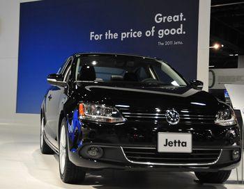 Skoda Oktavia и Volkswagen Jetta начнут сходить с конвейера ГАЗа в рамках совместного предприятия Volkswagen и «Группа ГАЗ». Фото Francois Durand/Getty Images