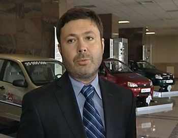 Игорь  Буренков, директор по внешним связям. Фото с сайта vesti.ru