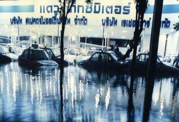 Наводнение в Бангоке в 1995 г. Фото с pics.livejournal.com