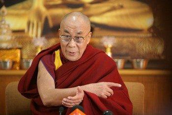 Далай-лама. Фото: dalailama.ru