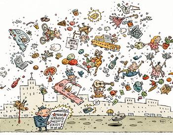 Нулевая гравитация: Доктор Эрик Верлинде говорит: «Для меня гравитация не существует». В недавней работе он изложил свою теорию. Фото с сайта nytimes.com