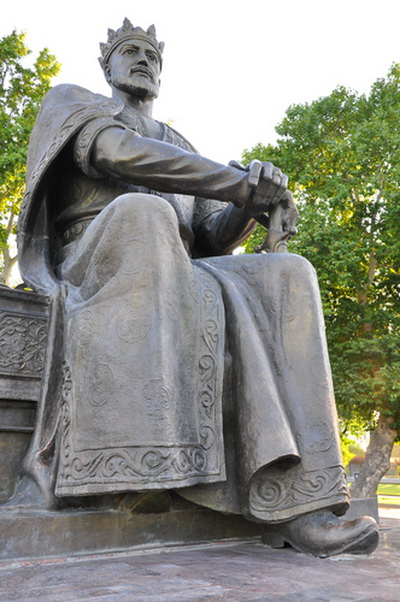 Памятник Тамерлану. Фото: Shutterstock*