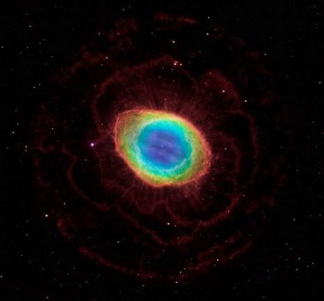 Фото: NASA, ESA, C.R. ODell (Vanderbilt University) и D. Thompson (Large Binocular Telescope Observatory)