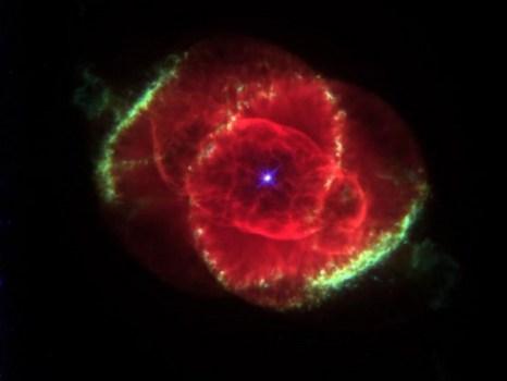 Фото: NASA, J. P. Harrington (U. Maryland) and K. J. Borkowski (NCSU)