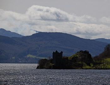 Озеро Лох-Несс в Шотландии. Фото: Jeff J Mitchell/Getty Images