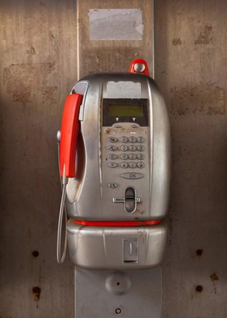 Таксофон. Фото: Shutterstock*