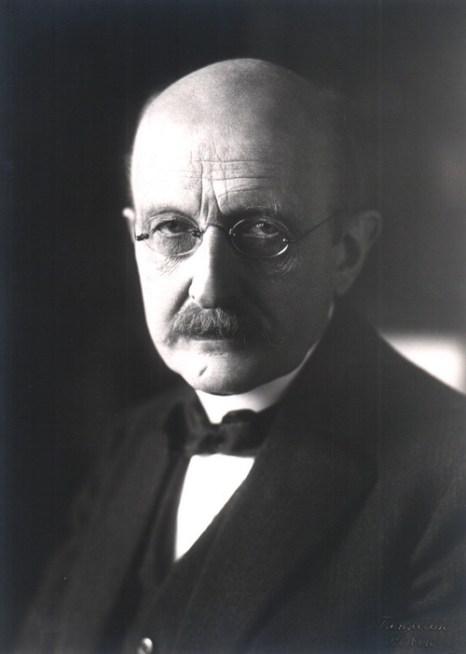 Немецкий физик Макс Планк, 1930г. Фото: Wikimedia Commons
