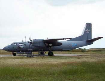 Самолёт Ан-26. Фото: an26.info