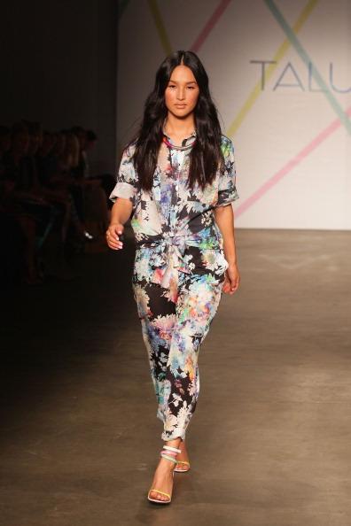 Летние платья от Talulah на  Mercedes-Benz Fashion Week весна-лето 2012/13 в Австралии. Часть 2. Фоторепортаж. Фото: Matt King/Getty Images