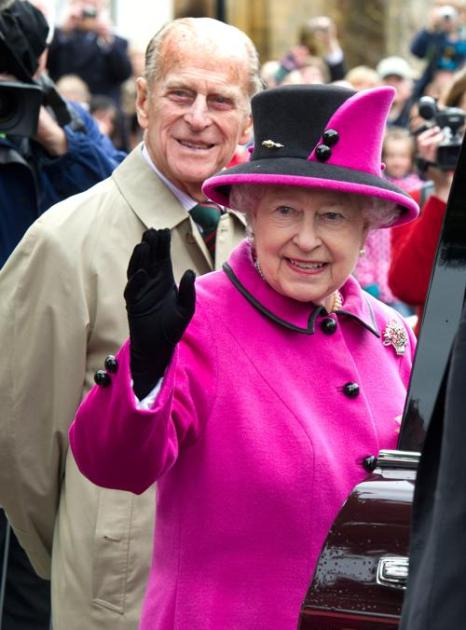 Королева Елизавета II и принц Филипп посетили Солсбери. Фоторепортаж. Фото: Chris Jackson/Getty Images