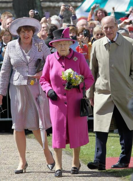 Королева Елизавета II в Солсбери. Фоторепортаж. Фото: Chris Jackson/Getty Images
