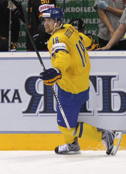 Сборная Швеции выиграла у  Германии со счетом  5:2. Фоторепортаж с матча. Фото: Martin Rose/Bongarts/Getty Images