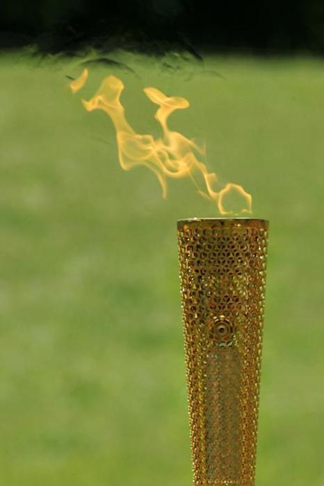 Фоторепортаж c репетиции церемонии зажжения огня  «Лондон-2012» в Олимпии. Фото: Jamie McDonald/Getty Images
