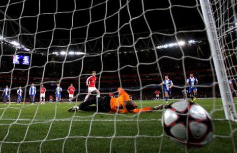 «Арсенал» (Англия) – Порту (Португалия). Фото:Mike HEWITT /Getty Images Sport