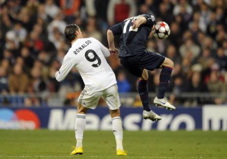 «Реап» (Испания)- «Лион» (Франция). Фото: Denis DOYLE, Jasper JUINEN/ Getty Images Sport