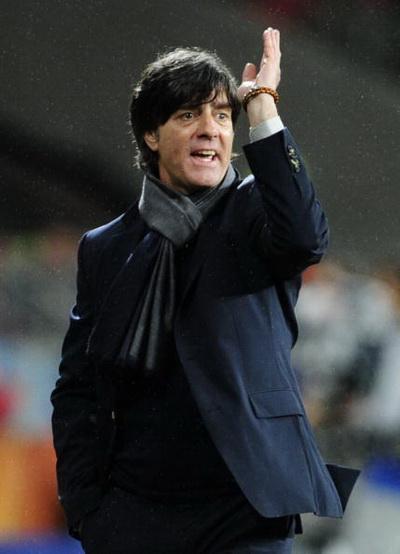 Йоахим Лев - главный тренер сборной Германии. Фото: Franck FIFE/AFP/Getty Images