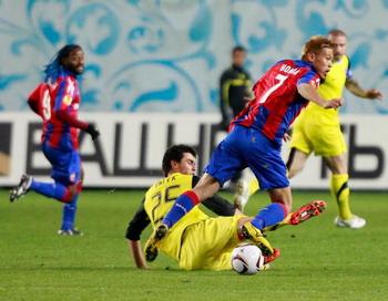 «Спарта» и ЦСКА встретятся на стадионе «Летна» в Праге. Фото: Dmitry Korotayev/Epsilon/Getty Images