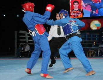 Чемпионат и первенство России по Вьетводао 4-6 декабря 2009 года в г.Москве. Фото с сайта kickbox-pro.ucoz.ru