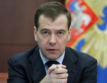 Дмитрий Медведев поздравил соотечественников, завоевавших золотые медали на Паралимпийских играх. Фото: Dmitry ASTAKHOV/AFP/Getty Images