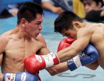 Бандо. Бирманский бокс. Фото: Toshifumi KITAMURA/AFP/Getty Images