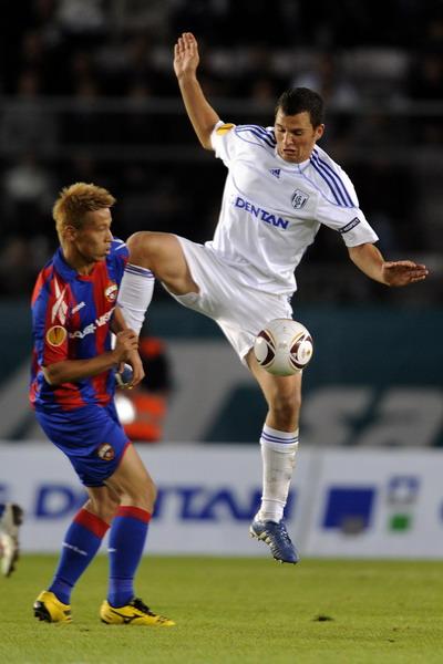Лига Европы 2010-2011: ЦСКА разгромил