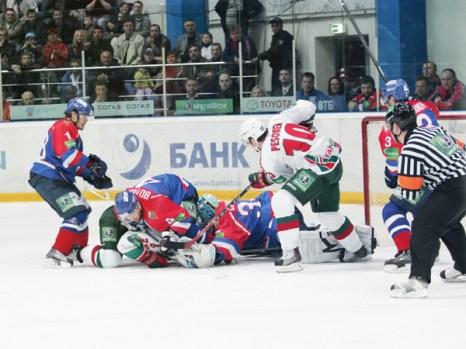 ХК МВД - «Ак Барс». Фото с сайта hcmvd.ru
