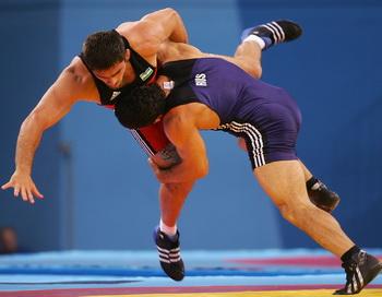 Чемпионат России по вольной борьбе впервые пройдет в Волгограде. Фото: Robert Laberge/Getty Images