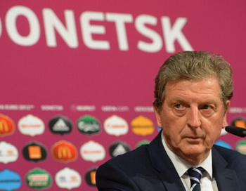 Рой Ходжсон прокомментировал матч Англии с Францией. Фото с сайта Getty Images.
