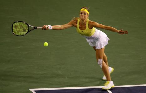 Мария Шарапова вышла в финал турнира Индиан-Уэллса. Фото: Stephen Dunn/Getty Images
