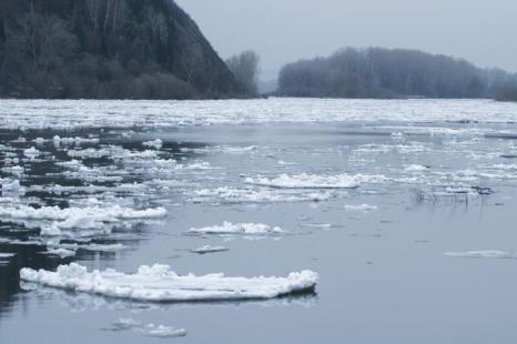 Река Томь. Фото: Мария ЗАГВАЗДИНА/Великая Эпоха (The Epoch Times)