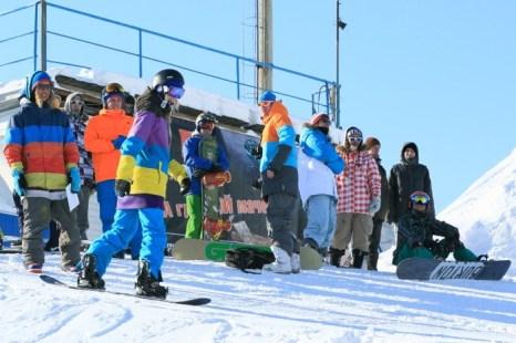 Слоупстайл Siberia Open. Фото: Сергей Кузьмин/Великая Эпоха (The Epoch Times)