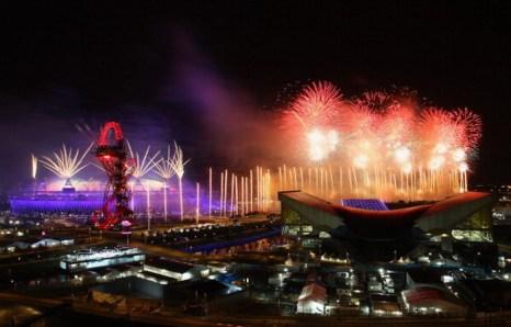 Торжественная церемония открытия XXX летней Олимпиады, 27 июля 2012 г. Фото: Laurence Griffiths/Getty Images