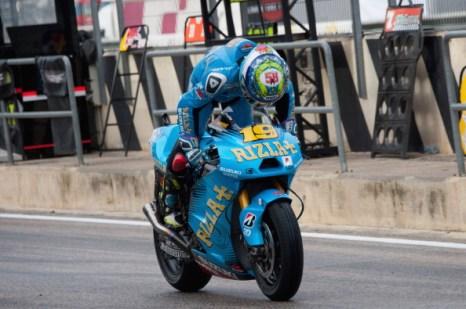 Фоторепортаж с MotoGP Гран-при  Валенсии. Фото: Mirco Lazzari gp/Getty Images