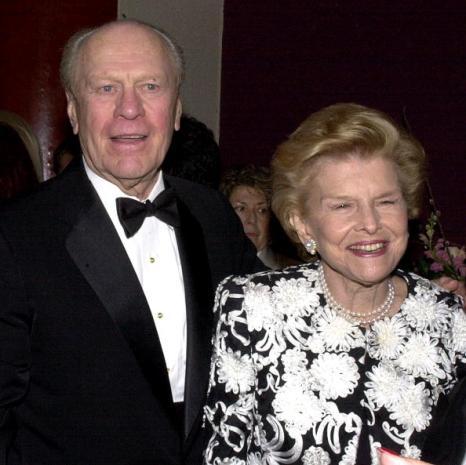 Бетти Форд - бывшая первая леди США, умерла в возрасте 93-х лет. Фото:  Win McNamee/STAN HONDA/ROSE M. PROUSER/AFP/Getty Images